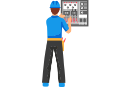 electrician byford